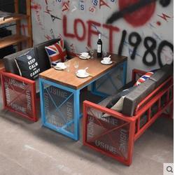 工业风铁艺沙发-阿比盖尔-南京工业风铁艺沙发图片