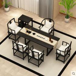 常州新中式桌椅、新中式桌椅、阿比盖尔图片