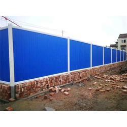 工程pvc围挡厂家-安平奥驰基坑护栏-嘉兴pvc围挡图片