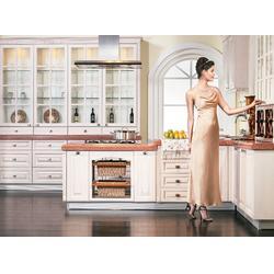 碳纤维橱柜加工 碳纤维橱柜 家源美居装饰公司图片