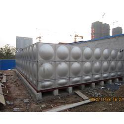 合肥市远博水箱(图)、不锈钢热水箱、安徽水箱图片