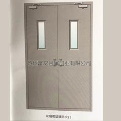 钢木质隔热甲级防火门,富龙金属门业(在线咨询),防火门图片