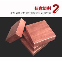 t2红铜板 进口t2红铜板 tu2紫铜棒图片
