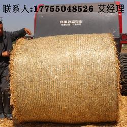 优牧达型打捆机圆草捆牧草塑料网秸秆打捆机捆草网打包图片