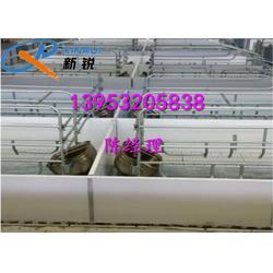 PVC中空围栏板设备||新型猪舍围栏板生产线||SZJ80/156图片