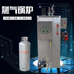 70KG/H蒸汽发生器锅炉厂家燃气锅炉全自动商用煤气蒸汽发生器图片