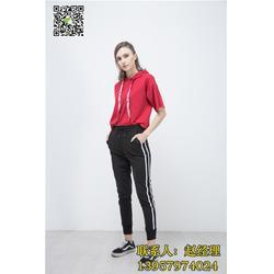 义乌?#28201;?#27454;式新颖 新款女夏运动服-广东运动服图片