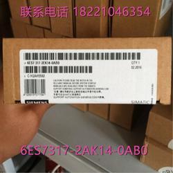 6ES7317-2EK14-0AB0 S7-300 CPU 317-2 DP 6ES7317-2EK14-OABO图片