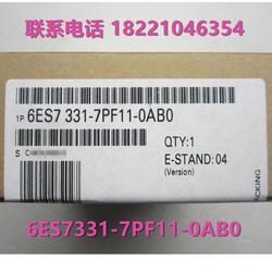 6ES7331-7PF11-0AB0 S7-300 SM 331 6ES7331-7PF11-OABO图片