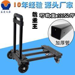 行李车-tyxb东莞天誉-底盘可伸缩折叠行李车价格
