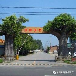 假树大门造型,水泥仿木假树大门,假树大门哪有厂里图片