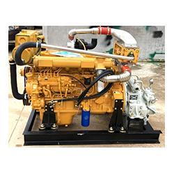 厂家直供6105AZLC船用六缸柴油机 150马力可配变速箱船用发动机图片
