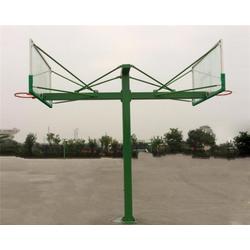 海燕式地埋篮球架、海燕式地埋篮球架、美凯龙文体设备图片