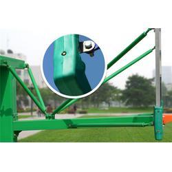 地埋篮球架-地埋篮球架-美凯龙文体设备图片