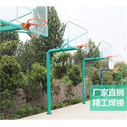 圆管篮球架参数_美凯龙文体设备_圆管篮球架图片