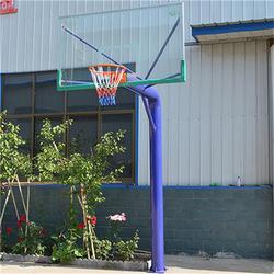 美凯龙文体设备|圆管篮球架图片