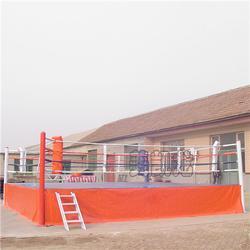 拳击台,美凯龙文体设备,落地式拳击台图片