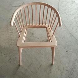 供应实木桌椅白茬橡胶木公主椅白茬欧式复古实木圈椅实木星巴克桌椅白茬图片