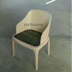 供应实木桌椅白茬北欧简约休闲包背椅白茬简约会客椅西餐厅奶茶店桌椅白茬图片