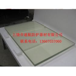 供应zf3防辐射铅玻璃1200mm*900mm*15mm图片
