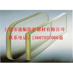专业生产各类大小尺寸辐射防护铅玻璃 厂家直销物美价廉图片
