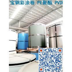 辽宁省锦州市宝钢彩涂卷 上海宝钢彩涂板代订性价比高的图片
