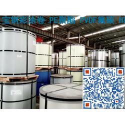湖南省张家界市宝钢彩涂卷 上海宝钢彩涂板报价合理的图片