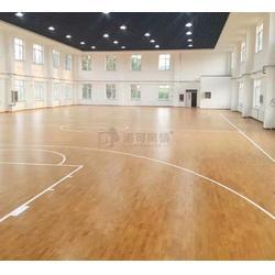 运动木地板、洛可风情运动地板、定制运动木地板图片