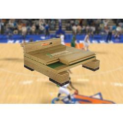 体育运动地板、运动地板、洛可风情运动地板图片