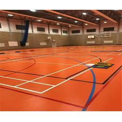 洛可风情运动地板(图)_pvc篮球地板_篮球地板图片