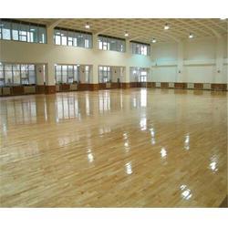 篮球木地板|洛可风情运动地板(推荐商家)|橡木篮球木地板图片