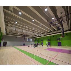洛可风情运动地板(多图)、篮球地板收费、篮球地板图片