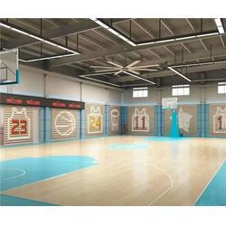篮球地板_洛可风情运动地板_篮球地板费用图片