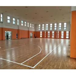 篮球木地板|齐齐哈尔篮球木地板|洛可风情运动地板(多图)图片