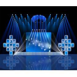 灯光设备租赁费用-灯光设备-齐乐祥豪文化传媒(查看)图片