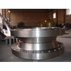 a105带颈对焊法兰生产厂家|捷达管件|商洛对焊法兰图片