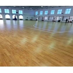 篮球场体育运动木地板_洛可风情运动地板_运动木地板图片