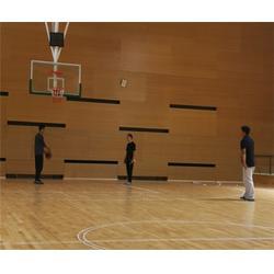 篮球地板施工_篮球地板_洛可风情运动地板图片