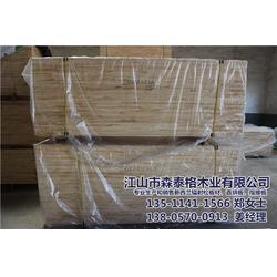 白松板材供货商_湖州白松板材_指接板找森泰格木业图片
