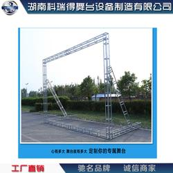 科瑞得专业生产铝合金桁架 背景架 展示架厂家图片