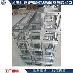 科瑞得专业生产钢铁桁架婚庆桁架舞台桁架广告背景架钢铁行架厂家图片