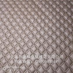 絎棉加工-凌峰電腦繡花值得推薦-絎棉加工哪家好圖片