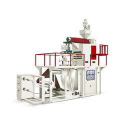 垃圾袋吹膜機-汕頭吹膜機-錦灝機械公司(查看)圖片