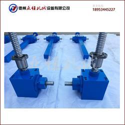 丝杆升降机_亚恒机械_swl系列涡轮丝杆升降机图片