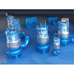 液下渣浆泵_液下渣浆泵型号_宏伟泵业图片