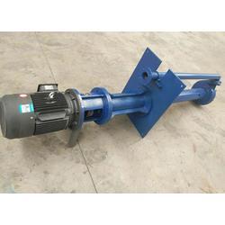 宏伟泵业_新泰立式渣浆泵_ZJL型立式渣浆泵图片
