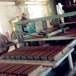 天匠优质盲道砖机(图)、吸水步道砖机、云南步道砖机图片