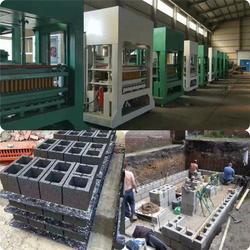 环保砖机致富办厂项目(图)|连锁护坡砖机|重庆砖机图片
