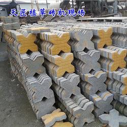 山西植草砖机,天匠专业水泥砖机厂家,全自动植草砖机图片