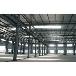 临沂钢结构加工-华达轻钢结构-山东钢结构加工厂图片